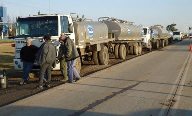 Trabajadores de la industria lechera, nucleados en Atilra, dijeron que no hubo despidos en Sancor.