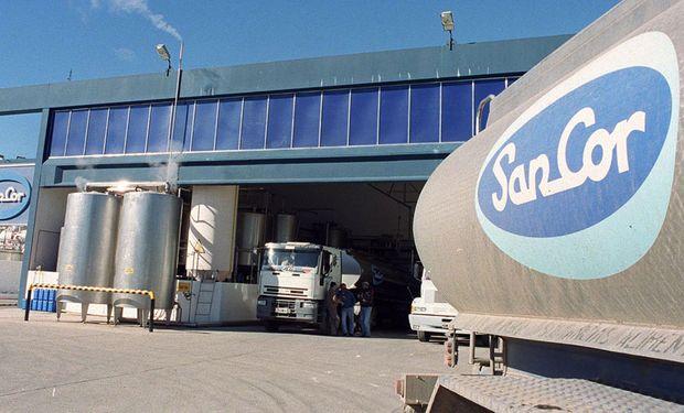 La industria francesa hizo contacto con SanCor recientemente vía emisarios que operan para ella.