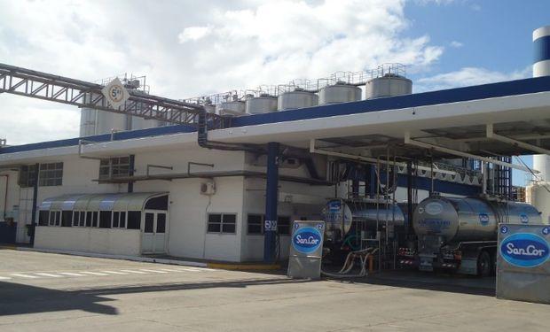 La compañía láctea registra atrasos en los pagos de salarios.
