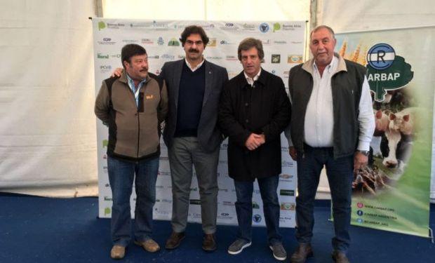 Sarquís abrió la segunda jornada del 6° Congreso Nacional de Entes y Fundaciones de Lucha Sanitaria Animal.