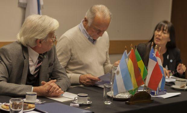 Reunión del Comité Veterinario Permanente.
