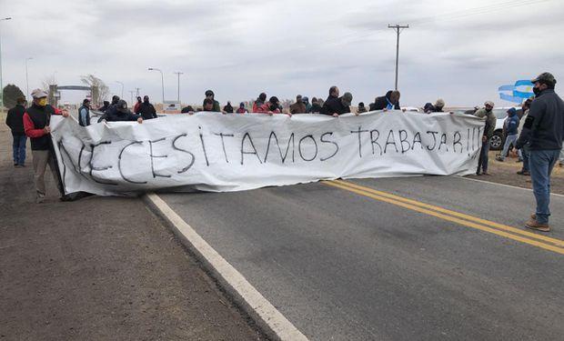 Corte total en los ingresos a San Luis: productores reclaman por un nuevo protocolo de ingreso y egreso