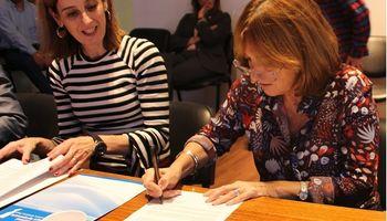 Santa Fe firmó un convenio con la FAO para potenciar la producción sustentable de alimentos