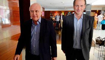 Gobernadores de Santa Fe y Entre Ríos visitaron ExpoAgro