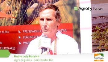En Expoagro, Santander Río vuelve a apostar por el largo plazo