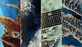 A 73 días del lanzamiento del SAOCOM 1B, publicaron las primeras imágenes generadas por el satélite