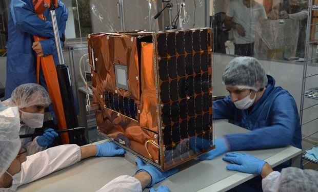 Solución que combina tecnología satelital con variables reales.