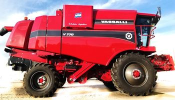Cómo son los motores Scania de 440 HP que incorporó Vassalli en sus cosechadoras