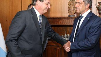Scioli rechazó la decisión de Brasil de comprar trigo a otros países a arancel 0