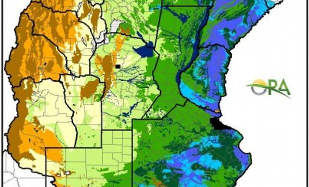 Los excesos hídricos siguen siendo una constante