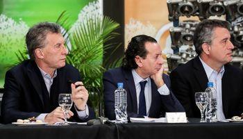 Macri anunció una linea de financiamiento para implementos agrícolas