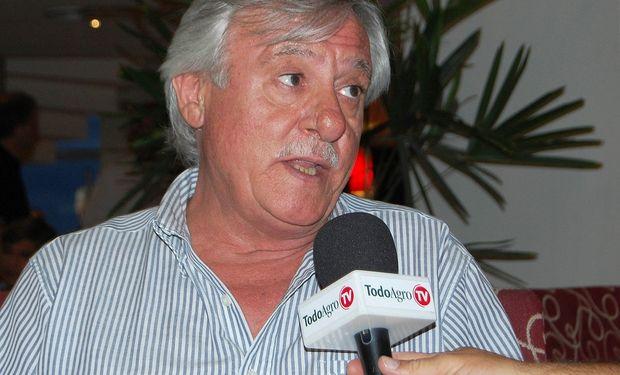 Horacio Gallarino, director técnico y comercial de Palo Verde SRL