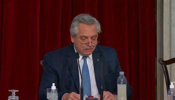 """Fernández sobre el campo: """"Vamos a promover la producción agroindustrial con incentivos impositivos y previsibilidad"""""""