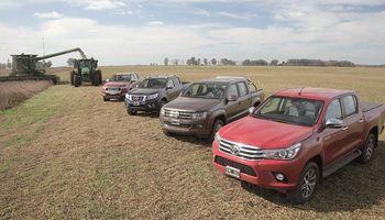 Una pick-up fue el vehículo más vendido por segundo mes consecutivo