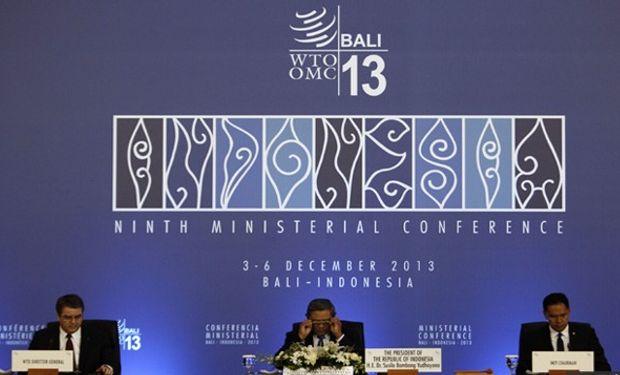 Un acuerdo en Bali que impacta en la Pampa Húmeda