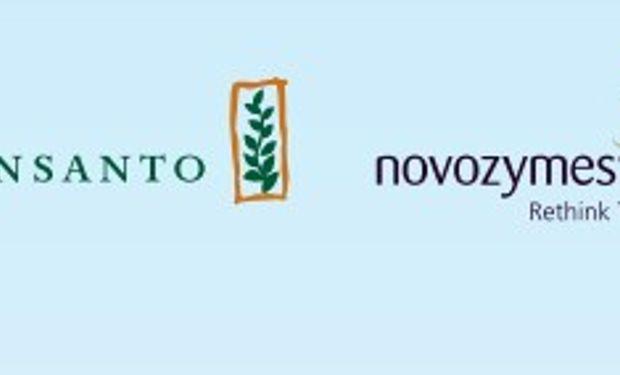 Monsanto y Novozymes se unen para ofrecer soluciones en bioagricultura sostenible