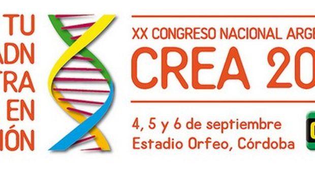Comenzó el Congreso Nacional CREA