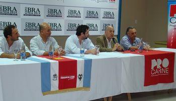 Se realizó el lanzamiento oficial de la exposición ganadera ExpoBRA 2014