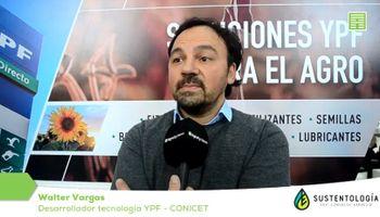 YPF lanzó un nuevo fungicida biológico