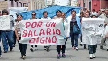 Con la firma del acuerdo en Salta, se terminaron los conflictos con las fuerzas policiales