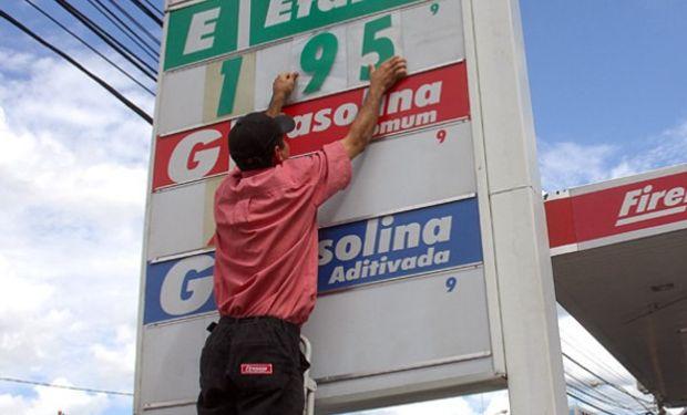 Etanol es más económico que la nafta en Brasil