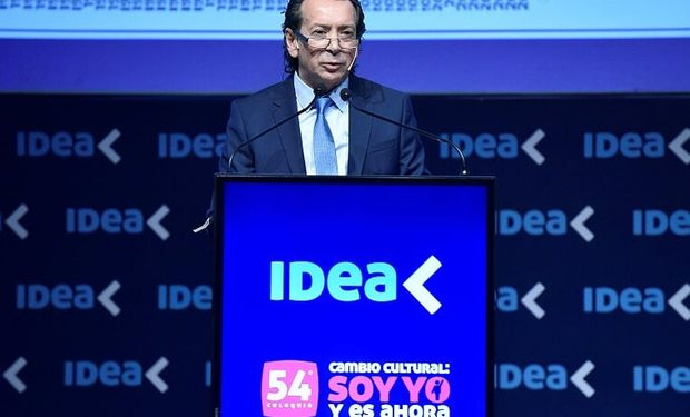 Dante Sica, Ministro de Producción de la Nación.