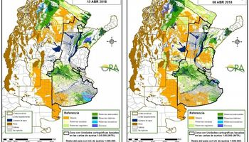 La semana concluye con lluvias en la zona central del país