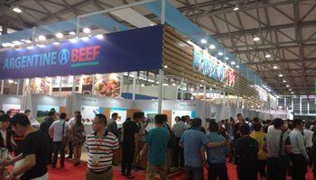 El Argentine Beef hace pie en Sial China 2018 con récord de empresas exportadoras