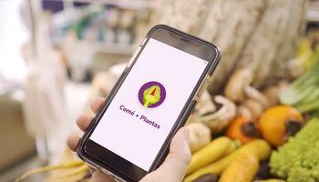 La app de Narda Lepes que busca diversificar el consumo de verduras