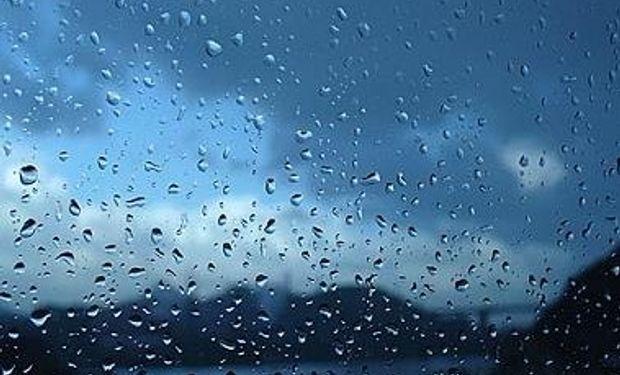 Las lluvias llegarían mañana