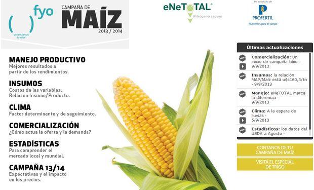 Es hora de saber lo que pasa con el maíz
