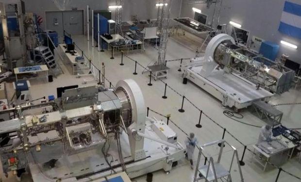 El campo contará con la ayuda de nuevos satélites argentinos.