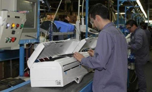 La producción de electrónica en el país se triplicó en el primer semestre