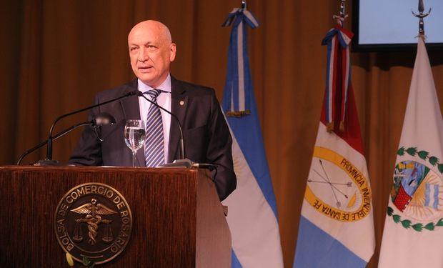 El acto contó con la presencia del gobernador de Santa Fe, Antonio Bonfatti.