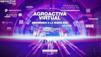 Comienza AgroActiva Virtual: mirá el cronograma de actividades