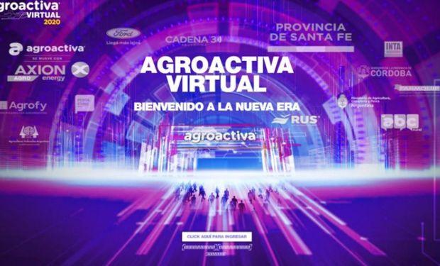 AgroActiva Virtual abre sus puertas: mirá el cronograma de actividades