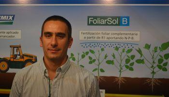 Nueva propuesta de Bunge para la fertilización de soja