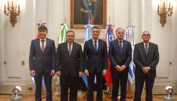 Se reunió en Buenos Aires el Consejo Agropecuario del Sur