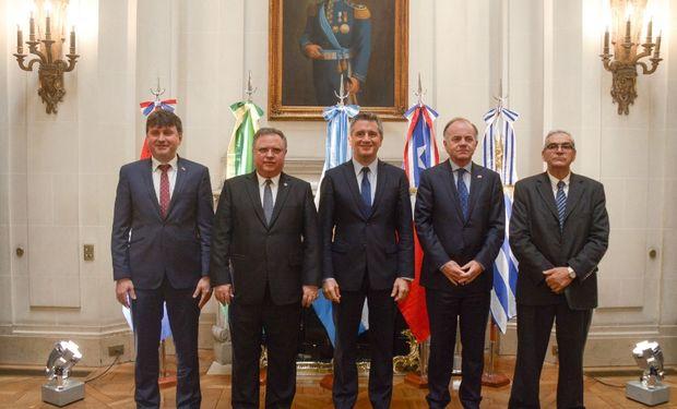 Se realizó en la Argentina la XXXVI Reunión Ordinaria del CAS.