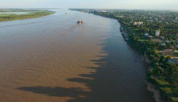 El río Paraná podría alcanzar niveles de alerta para fines de enero