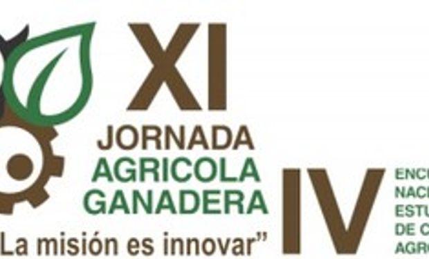 Inscripción abierta a la XI Jornada Agrícola Ganadera y IV Encuentro de Estudiantes de Ciencias Agropecuarias