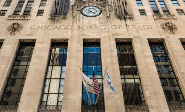Los precios en Chicago sintieron el impacto del informe de stocks en Estados Unidos trimestral del USDA.