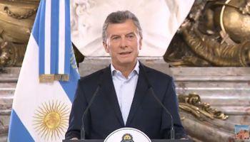 Macri anunció beneficios para los productores de economías regionales