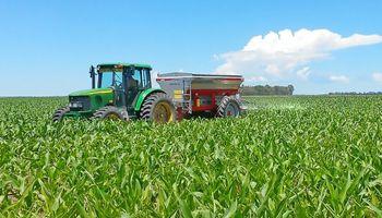 El consumo de fertilizantes en Argentina marcó un nuevo récord