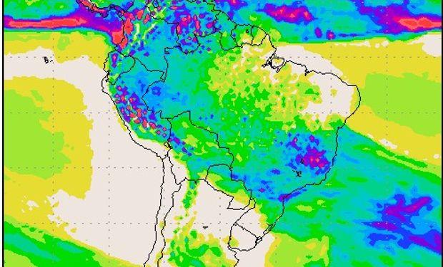Precipitaciones escasas para los próximos días