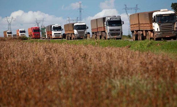 Brasil podrá exportar granos a menor costo