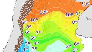 Baja la temperatura en los próximos días