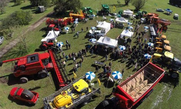 Focomaq es el espacio por excelencia para los contratistas con maquinaria agrícola