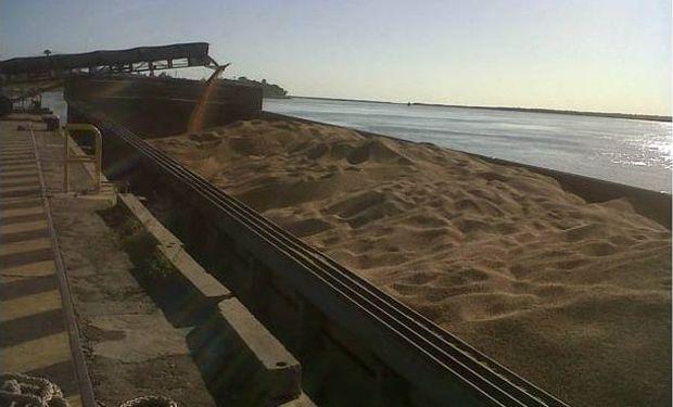 Argentina aún no autoriza embarque de trigo