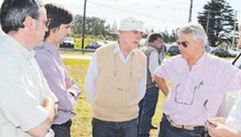 Empezaron las protestas de productores rurales